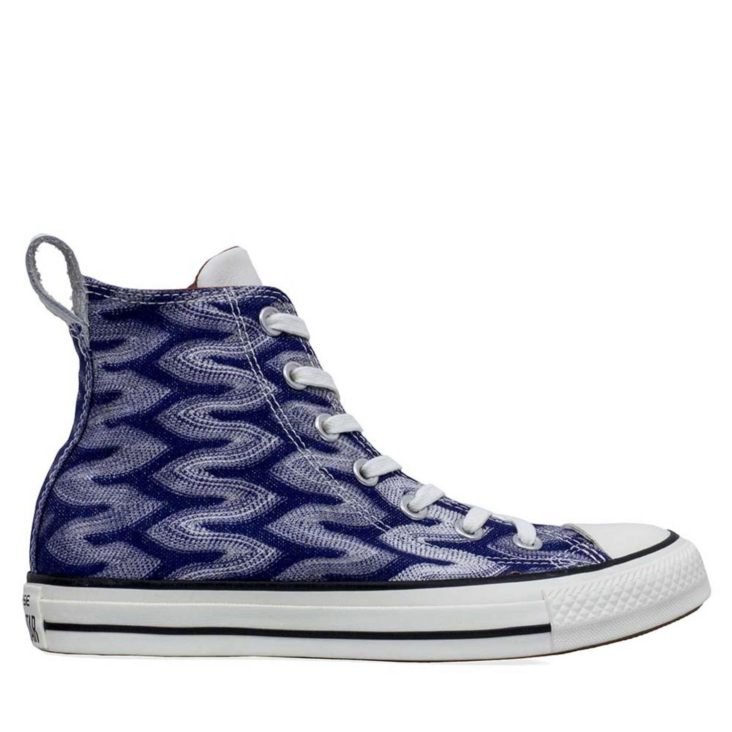 37c095ecde2b Converse Women s Chuck Taylor All Star Missoni Hi Casual Sneakers from  Finish Line