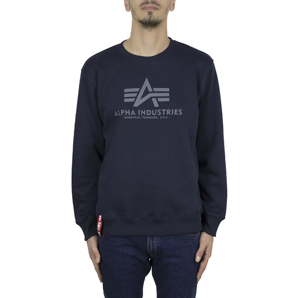 Alpha Industries Basic Sweater 178302 07 84453236d0d