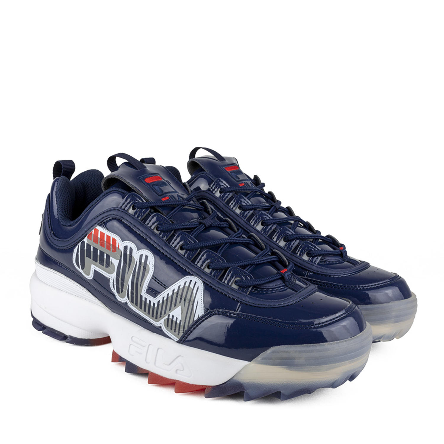 Fila Sneakers Disruptor II Graphic Blue